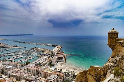 Alicante booking