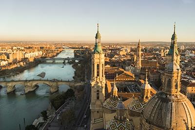 Zaragoza booking