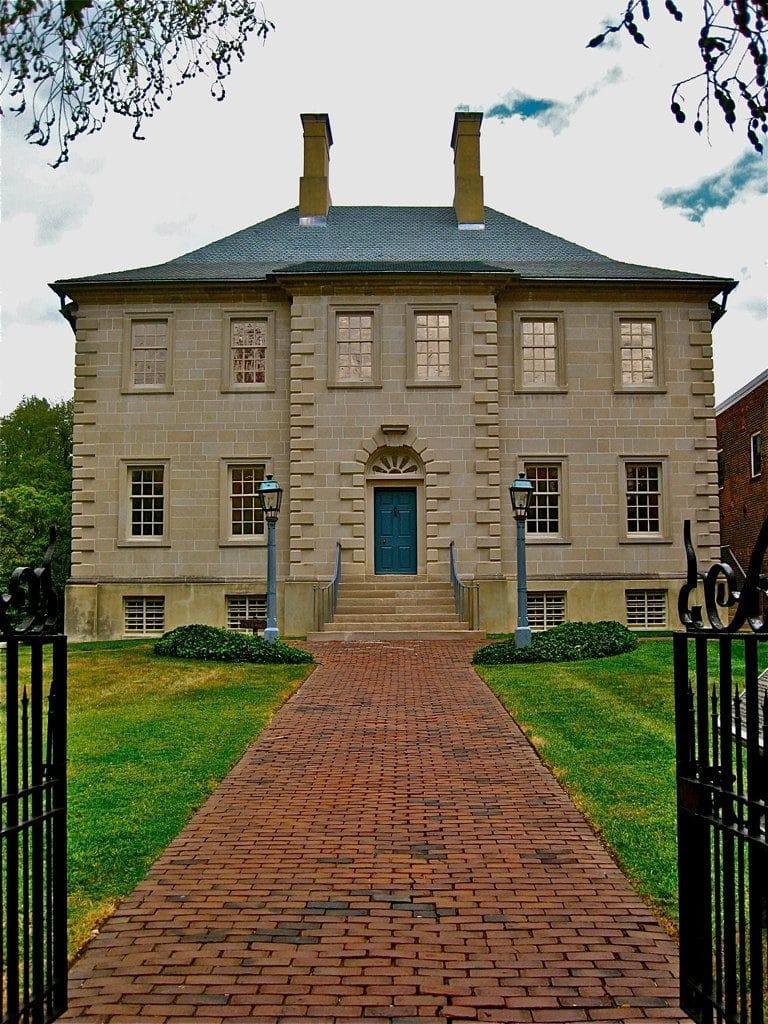 Parque histórico Carlyle House