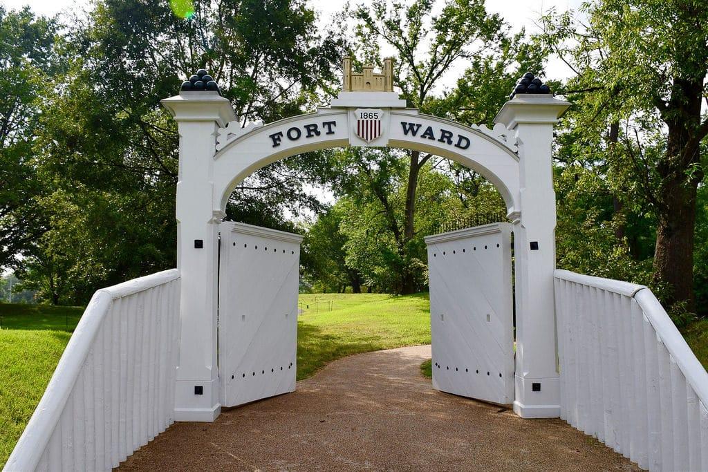 Parque Fort Ward
