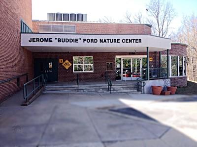 """Centro de naturaleza Jerome """"Buddie"""" Ford"""