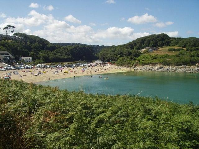 Playa de Maenporth