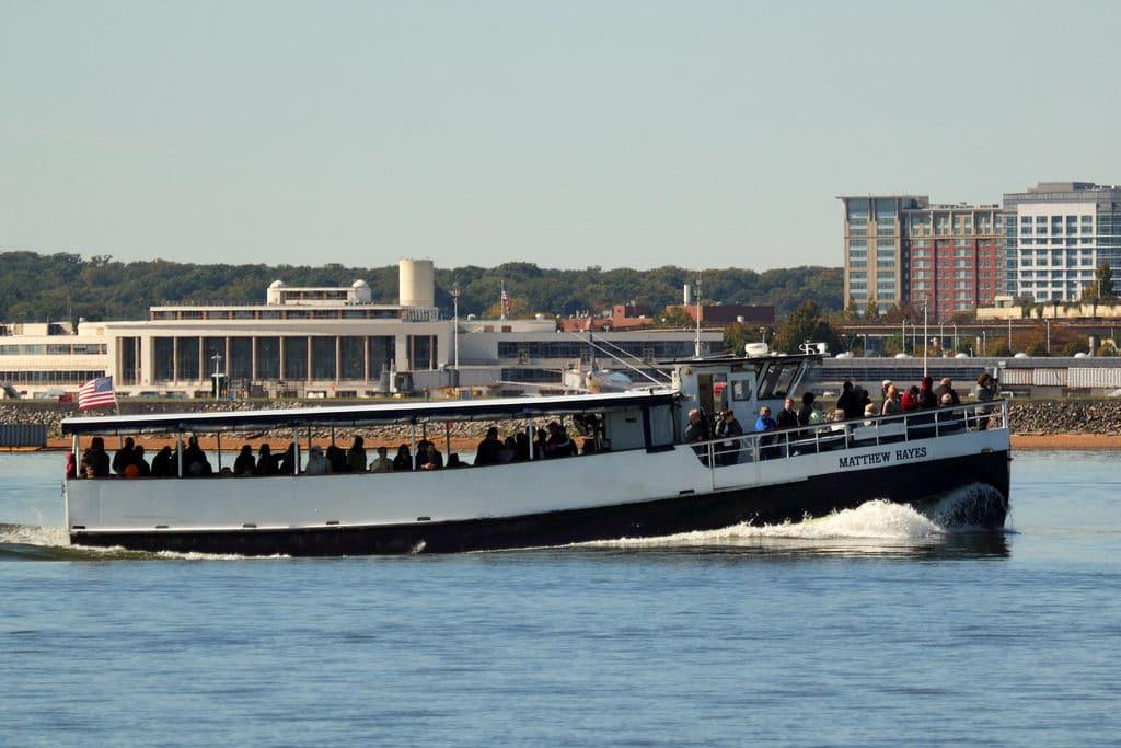 Potomac compañía de botes