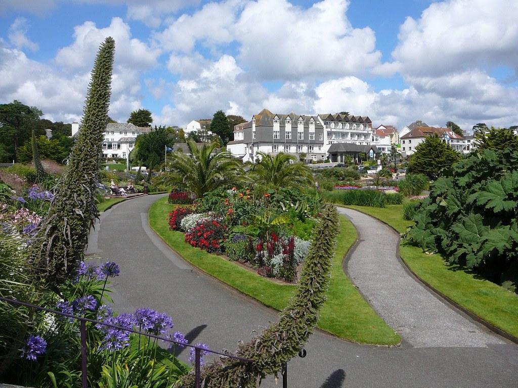 Jardines Queen Mary