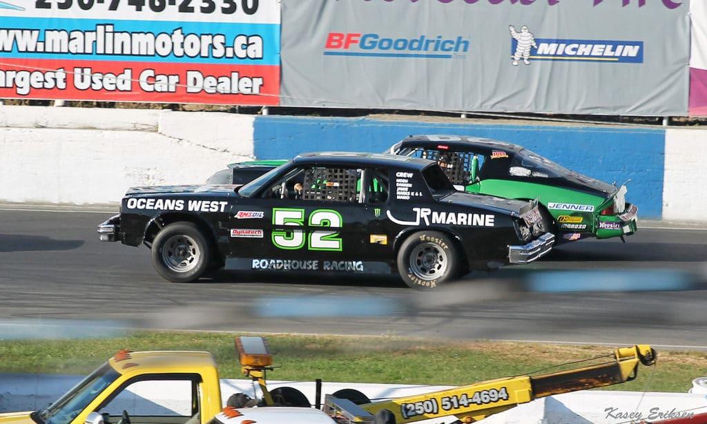 Western Speedway Victoria BC