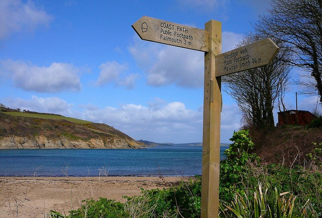 Camino de la costa suroeste