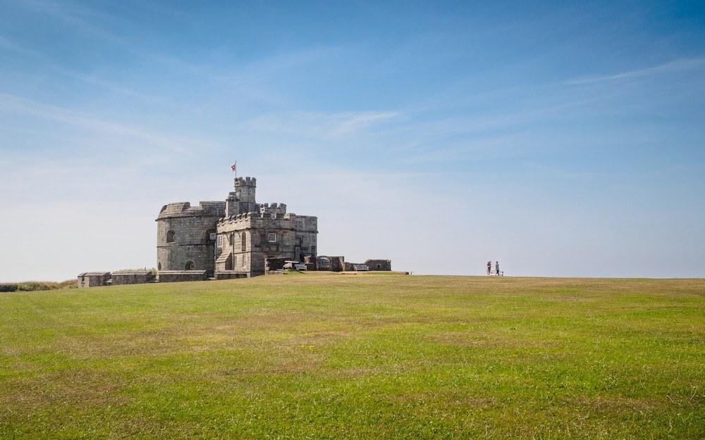 Pendennis castillo