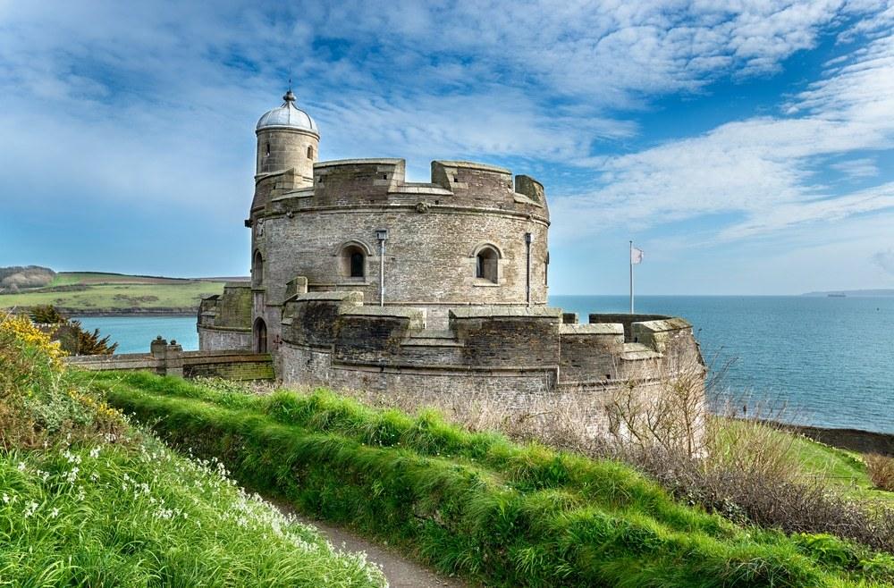 Castillo de St Mawes