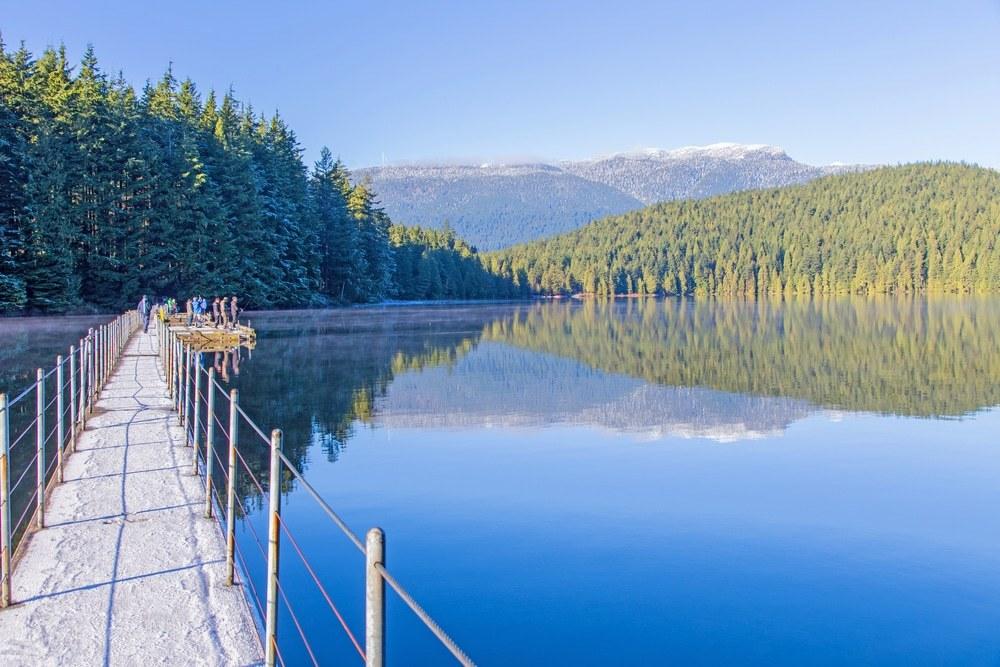 Lago Sasamat