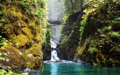 15 increíbles cascadas en Washington0 (0)