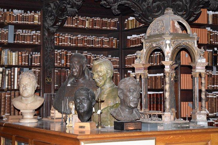 La Biblioteca de la Catedral
