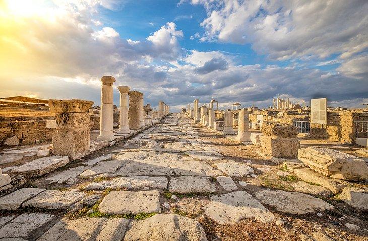 Atardecer en Laodikeia