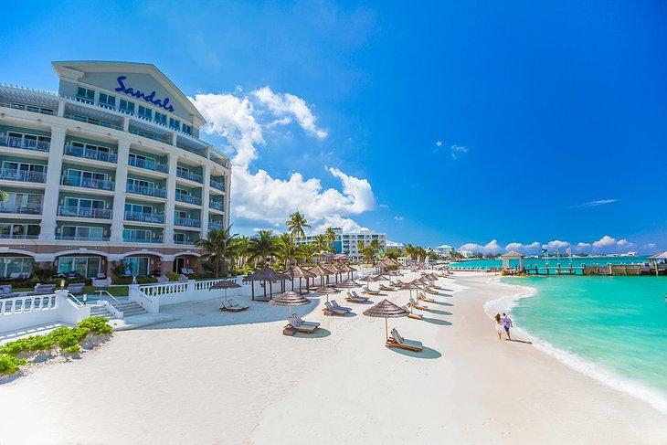 Fuente de la foto: Sandals Royal Bahamian Spa Resort & amp;  Isla de la costa